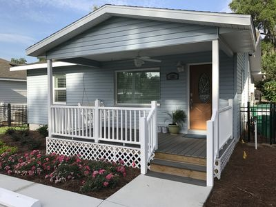 Photo for Newly Furnished 2 Bedroom, 1 1/2 Bath House With 2 Porches Close To The Villages