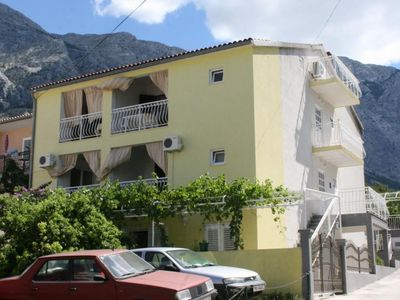 Photo for Studio appartment in Baška Voda (Makarska) capacity 2+1