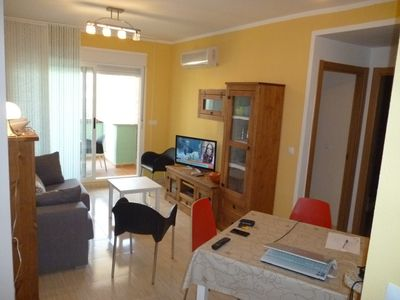 Photo for Apartment in Marina d'Or, 200 m. of the beach