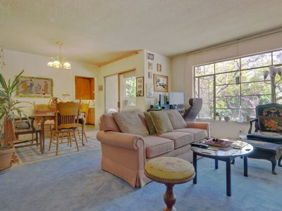 Photo for 1 mile to UCLA Term Open-Private Paneled Room/Huge Bay Window-Best Westwood Area