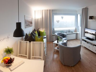 Photo for Apartment Northern Lights incl. Strandkorb - Apartment Nordlicht incl. beach chair
