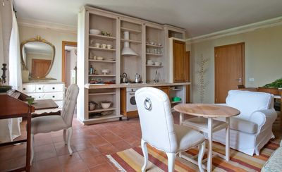 Photo for TUSCANY FOREVER RESIDENCE VILLA FAMIGLIA GROUND FLOOR APARTMENT no.2