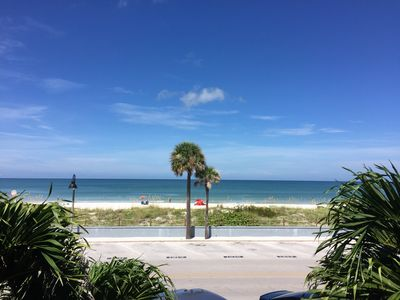 Photo for Quaint, Cozy Pass-a-Grille Condo With Beautiful Gulf of Mexico Views!!