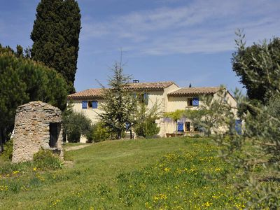 Photo for Cottage / Holiday home with private pool in Bedoin - Mont Ventoux