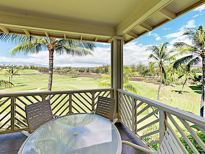 Photo for Waikoloa Resort Gem w/ Pool, Hot Tub & Private Balcony - 1 Mile to Beach