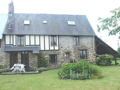 Photo for 17th Century Normandy Farmhouse, *** Tastefully Renovated and family friendly