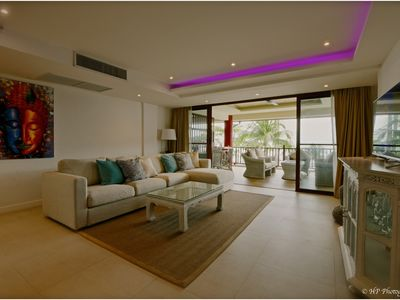 Photo for ROMANTIC AND DESIGN APARTMENT, PATONG BEACH