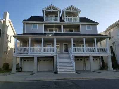 Photo for Steps from the beach- family friendly convenience sleeps 10 close to everything!