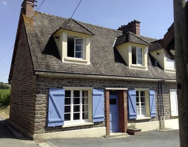 Photo for Characterful country cottage in the heart of Normandy