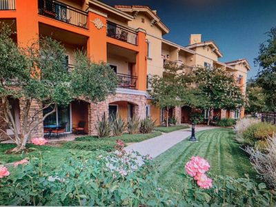 Photo for Memorable 3 Nights in Napa 1 bd suite-10%