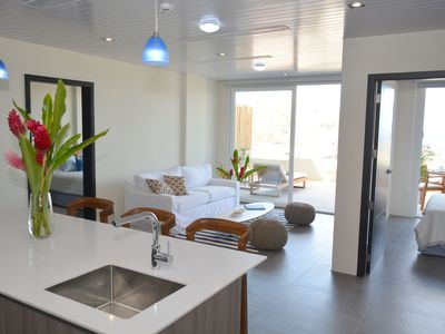 Photo for La Santa María - 2 bedroom Apartment with Terrace and Pool