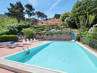Photo for Vacation home Residence La Fonte  in Rio nell'Elba, Elba Island - 6 persons, 2 bedrooms