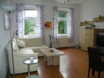 Quietly situated comfortable apartment in the heart of Babelsberg - Appartement I