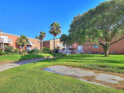 Photo for Dog-friendly condo with indoor and outdoor shared pools.