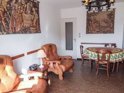 Photo for Apartment Les Batteries in Collioure - 4 persons, 2 bedrooms