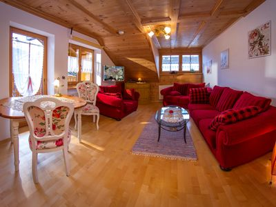 Photo for Apartment / app. for 3 guests with 67m² in Wertach (76270)