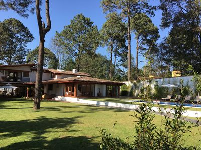 Photo for Excellent opportunity, Rent a magnificent house in Valle de Bravo/ Avandaro