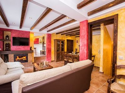 Photo for Rural house Valle del Genal for 8 people
