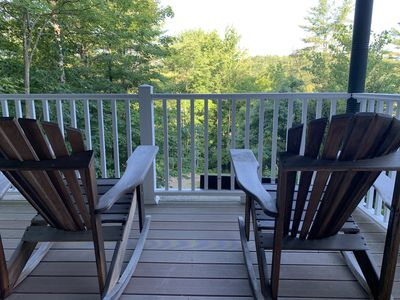 Photo for 1ST TIME AVAILABLE! 3000+ square feet of relaxation and tranquility. Ski country