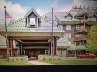 Photo for BEAUTIFUL Lake Tahoe Vacation Resort/ TWO BEDROOM/ 2 bath/Full kit. JULY 10-18