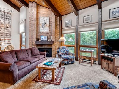 Photo for Spacious Home in Paradise - Steps from Slopes, Free Shuttle, Discount Lift Tix