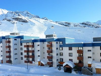 Photo for Apartment Langplains with Ski-in/Ski-out