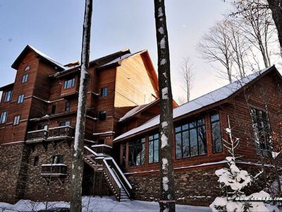 Photo for Mountain Luxury! The Lodge at Wolverton Heights/Slopeside/626 Winterset Dr.