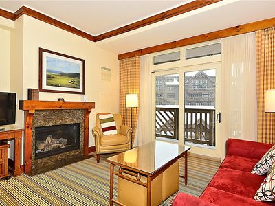 Photo for Stowe Mountain Lodge Ridgeline Studio - stunning views of Front Four