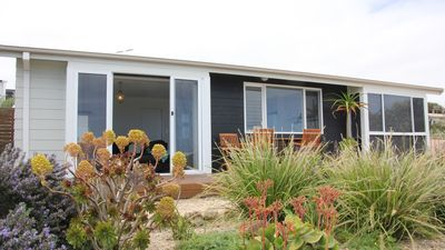 Shack and front garden