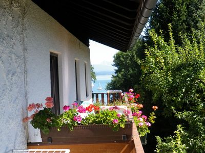 Photo for 1BR Apartment Vacation Rental in Gstadt am Chiemsee