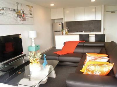 Photo for 1BR Apartment Vacation Rental in Newcastle, NSW
