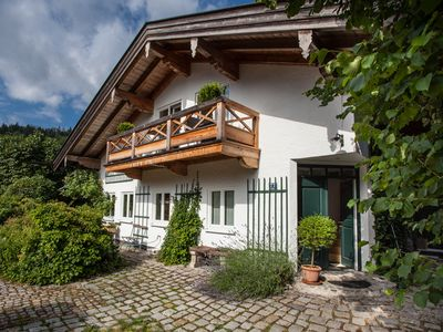 Photo for Lovely furnished apartment between Rottach-Egern and Kreuth, 72 m²