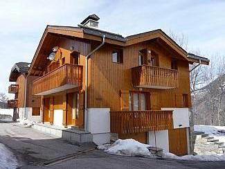 Photo for LE PRAZ, COURCHEVEL - Ski Chalet Very Close To Lifts and all Village Amenities