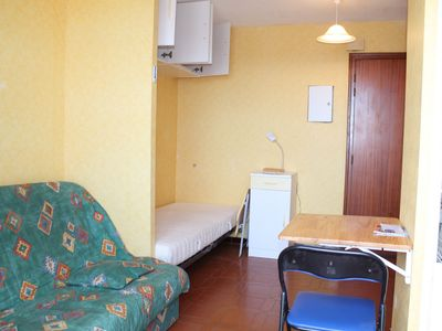 Photo for 200 m from the beach and near the city center, studio for 3 people. Ref. 2909