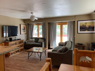 Photo for Great Location! 3 BR/2BA close to Shuttle Stop and Village Gondola