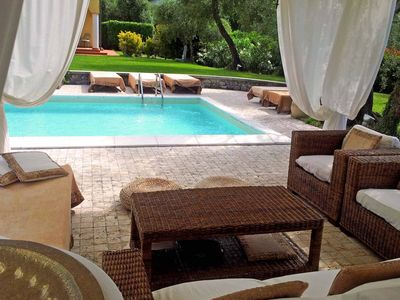 Photo for * SPECIAL OFFER!* Exclusive villa with private pool close to beaches & 5 Terre
