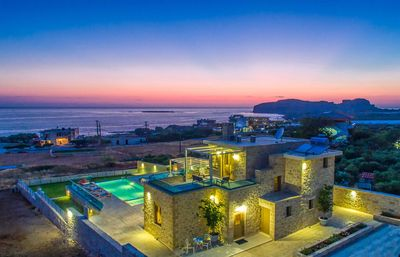 Photo for Brand new villa with seaview, close to the beach of Faalassarna