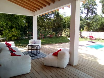 Photo for BEAUTIFUL VILLA OF 250 m2 POOL