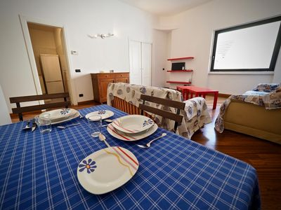 Photo for 1BR Apartment Vacation Rental in Genova