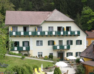 Photo for sunny south-facing slope, 8 minutes walk to the private, starting point for hikes