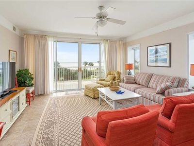 Photo for Large and Luxurious Oceanfront Condominium! Enjoy Ocean Views, Beach Access and Pool