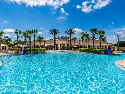 Photo for Kissimmee Townhome w/ Pvt Pool- 3.5 mi. to Disney!