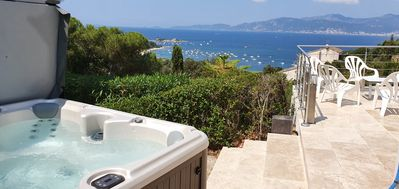 Photo for PORTICCIO-ISOLELLA-HOUSE 6 BED-SEASIDE - EXCEPTIONAL SEA AND PEACE