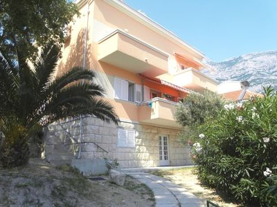 Photo for 2BR Apartment Vacation Rental in Makarska, Makarska riviera