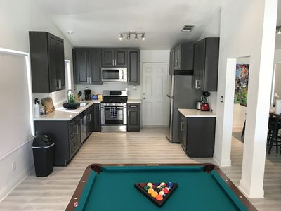 Photo for 3 Bedroom/2 Bath Oasis Minutes to Strip(MGM Grand)/ T-Mobile/ Convention Centers