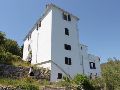 Photo for One bedroom apartment with air-conditioning Beli, Cres (A-8094-b)