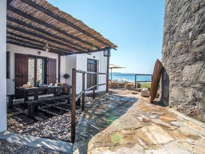 Photo for THE MILLERS HOUSE- Milos Dream Houses