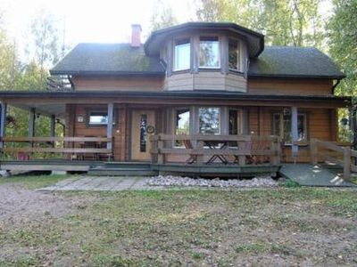 Photo for Vacation home Vinnari in Ikaalinen - 10 persons, 3 bedrooms