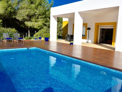 Photo for VILLA COCOON IBIZA LUXURY 10 minutes from USHUAÏA