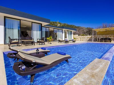Photo for Contemporary Style 2 Bedroom Villa, Totally Private & Peaceful Village Setting